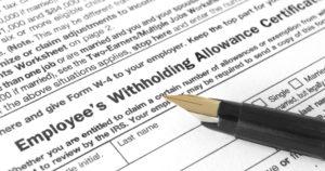 Payroll & Sales Tax Return Preparation